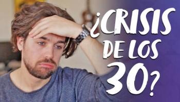 Crisis de los 30 en los Hombres