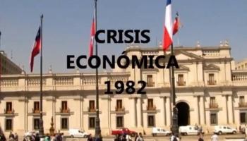 Crisis económica de Chile de 1982